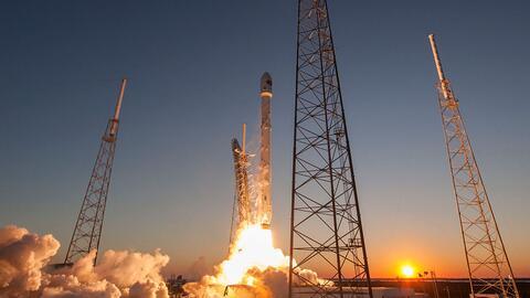 Por las explicaciones de Musk, parece que estamos más cerca de Marte que...