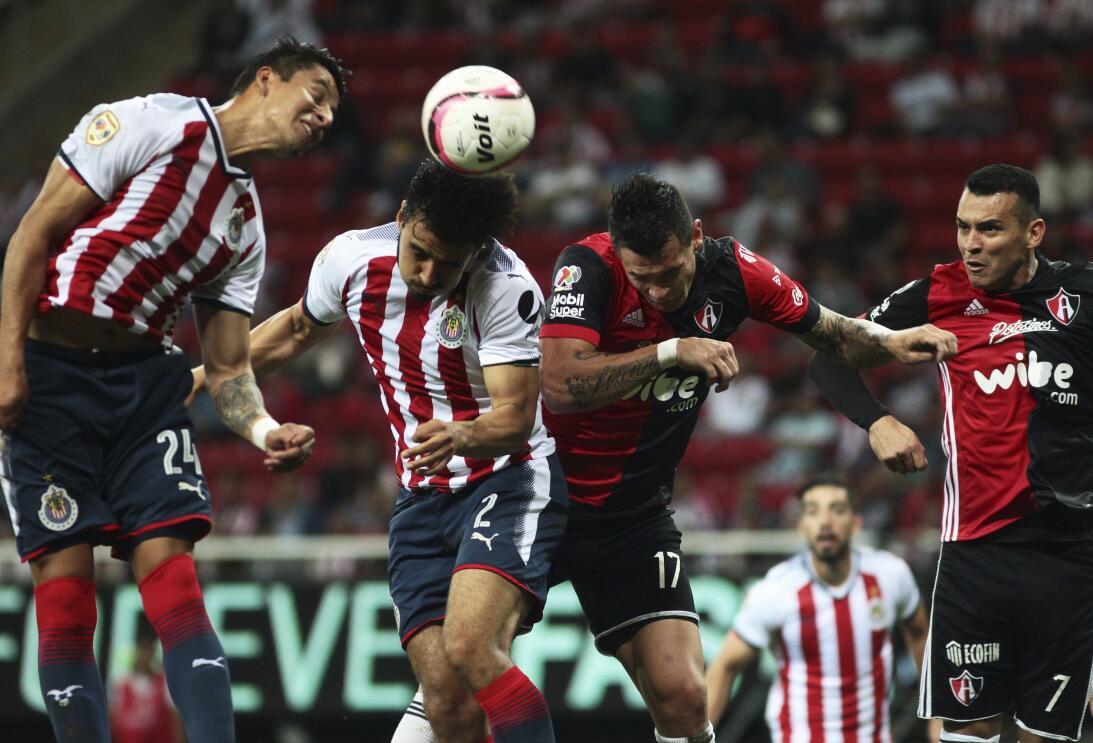 20 de abril - Atlas Vs. Chivas (Liga MX)