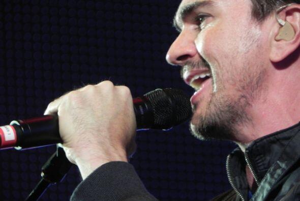 Juanes visitó McAllen y ofreció un gran concierto para todos sus seguido...