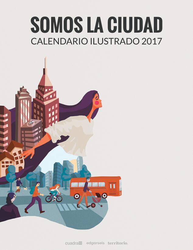 Calendario Somos La Ciudad
