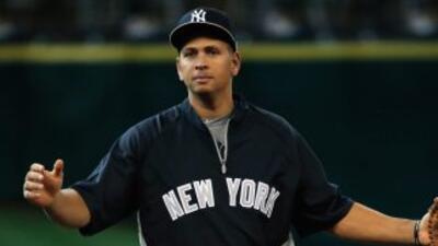 Alex Rodríguez demandó la MLB.