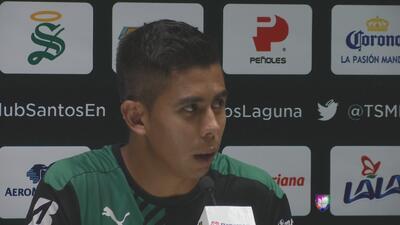 """Néstor Calderón: """"Nos duele mucho estar en el fondo de la tabla"""""""