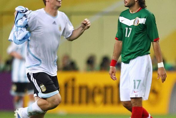En Octavos de Final se encontró con Argentina. México realizó un papel d...