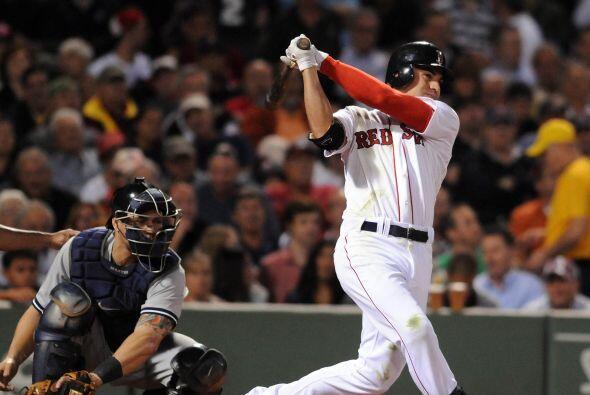 Jacoby Ellsbury ha sido importante para la ofensiva de Boston durante to...