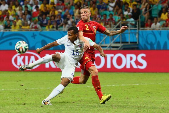 Green debutó en el Mundial en los últimos minutos del duelo de Octavos d...
