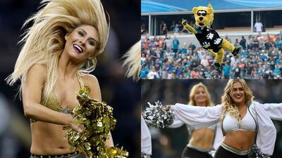 Las porristas y su fiesta en la Semana 13 del fútbol americano de la NFL