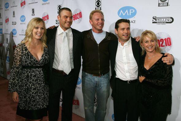 "¿Quién era tu actor favorito de ""Beverly Hills 90210"". PD: Donna Martin..."