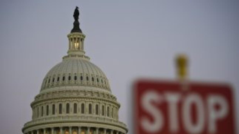 El Congreso de Estados Unidos debate si aprueba o no el presupuesto del...