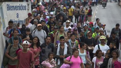 Seven things you should know about the migrant 'caravan' heading for the U.S.