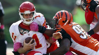 Highlights Temporada 2015 Semana 4: Cincinnati Bengals 36-21 Kansas City...