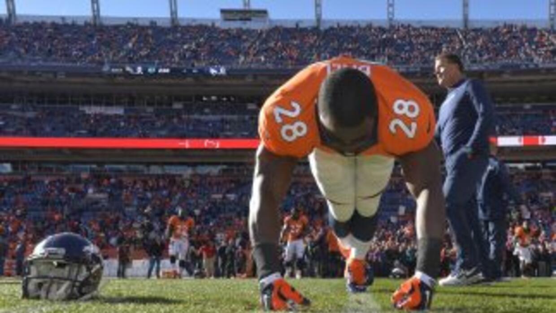 Montee Ball quiere ser titular de los Broncos (AP-NFL).