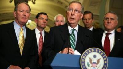 Los congresistas opinaron que llegó el momento de estrechar el cerco sob...