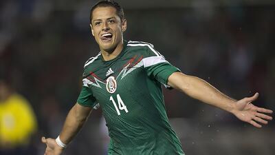 México 2 - Honduras 0: La efectividad del Tri basta para derrotar a Hond...