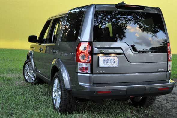 Por poco más de $45 mil, la LR4 es una gran opción para manejar fuera de...