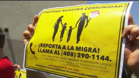 Autoridades del condado Santa Clara se comprometen a ayudar a inmigrante...