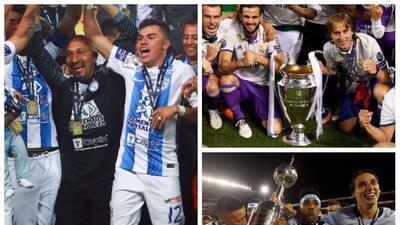 Pachuca, Real Madrid y los demás participantes del Mundial de Clubes 2017