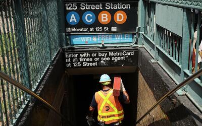 Reporte de la MTA asegura que descarrilamiento de tren en Harlem habría...
