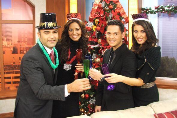 Luis, Adriana, Arnaldo y Lizzet quieren cambiar algo en sus vidas en el...