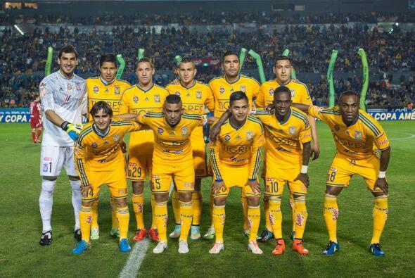 Los Tigres completan el grupo de equipos mexicanos que disputarán la Cop...