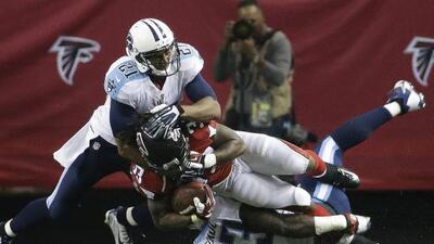 Moise Fokou mostó su intensidad con los Tennessee Titans en el triunfo s...