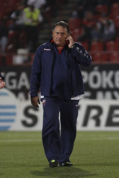 En este Clausura 2014, que define al club que descenderá, Atlante anunci...