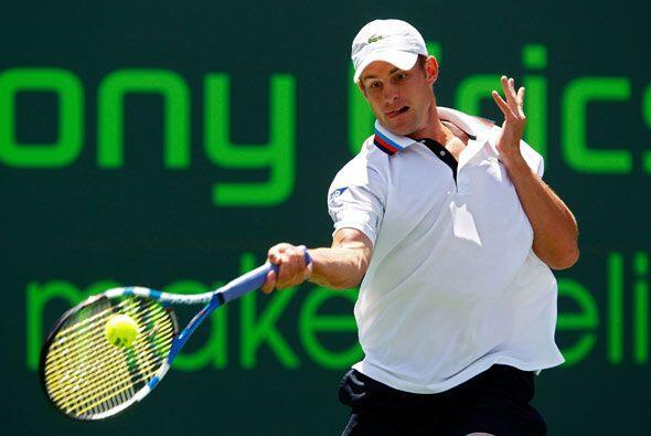 En ella se enfrentaron el favorito estadounidense Andy Roddick que venía...