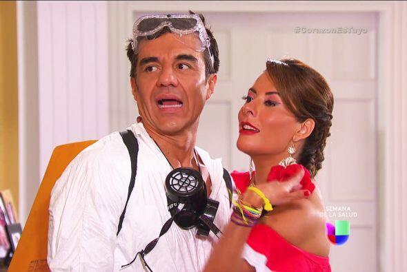 ¿Y tú Johnny? ¿Sentiste algo por Manuela o sólo le estás dando celos a A...