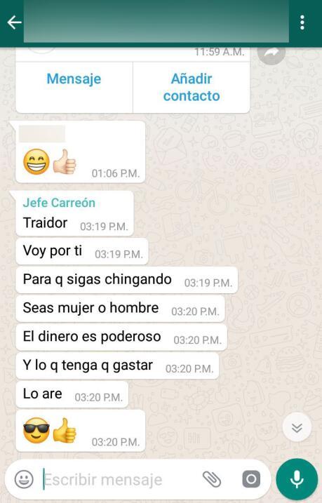 Después de que Univision contactara a Héctor Carreó...