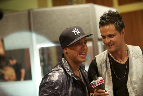 Conocieron a Daddy Yankee y estuvieron en su concierto en el San Jos&eac...