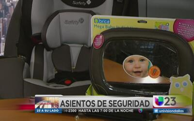 Un minuto contigo: garantice la seguridad de sus hijos en el auto