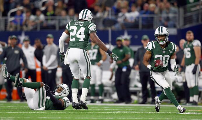 Los Jets lograron mantener el marcador en 19 a 16 y vuelan a 'play offs'