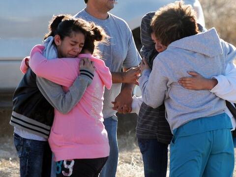 A mediados de enero, un adolescente de 12 años disparó con...