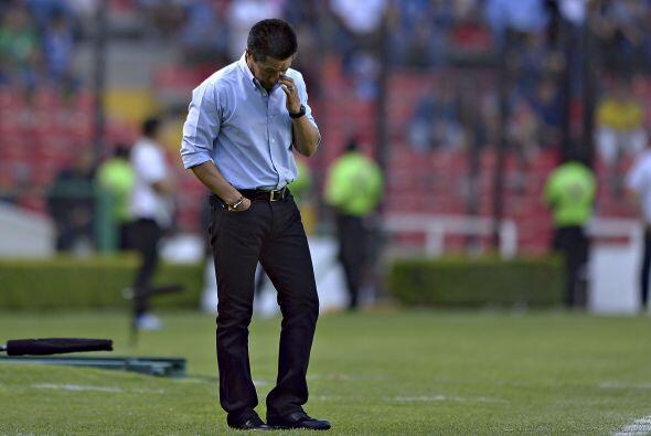 Las recientes derrotas ante Pachuca y Santos, esta última como lo...
