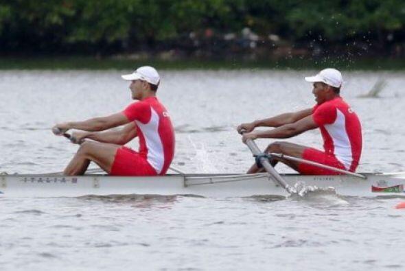 La delegación cubana de remo se llevó las últimas tres medallas de oro e...