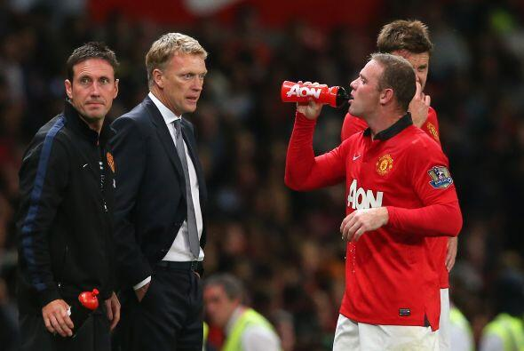 Ni los comentarios de Moyes a Rooney y compañía pudieron causar efecto e...
