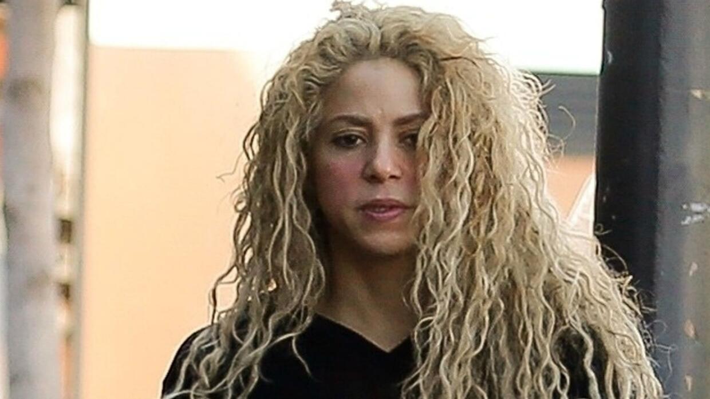 Shakira se mantiene en suspenso.