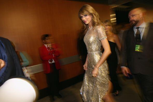 ¡Corre Taylor, corre! Más videos de Chismes aquí.