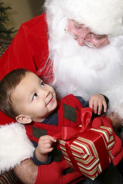 Cuánta ilusión nos despertaba la llegada de Santa Claus. Si planeas llev...