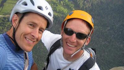 Revelan identidad de dos escaladores que murieron al caer de la roca El Capitán, que escalaban en el parque Yosemite