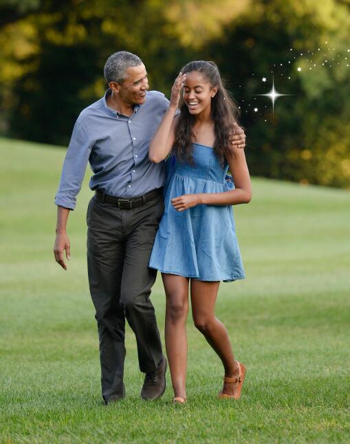 Malia Obama creció dándonos lecciones básicas de moda  malia.jpg
