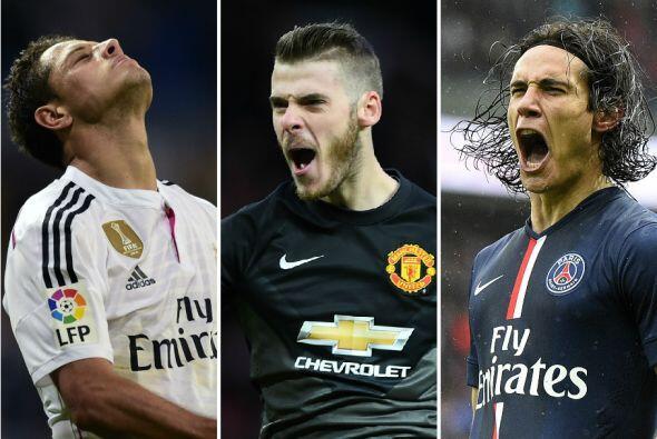 Con el cierre de las Ligas europeas empieza la época de rumores sobre la...