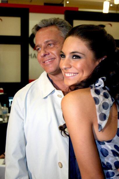 ¿Recuerdas cuando Ana Brenda derrochaba amor con Alexis Ayala?