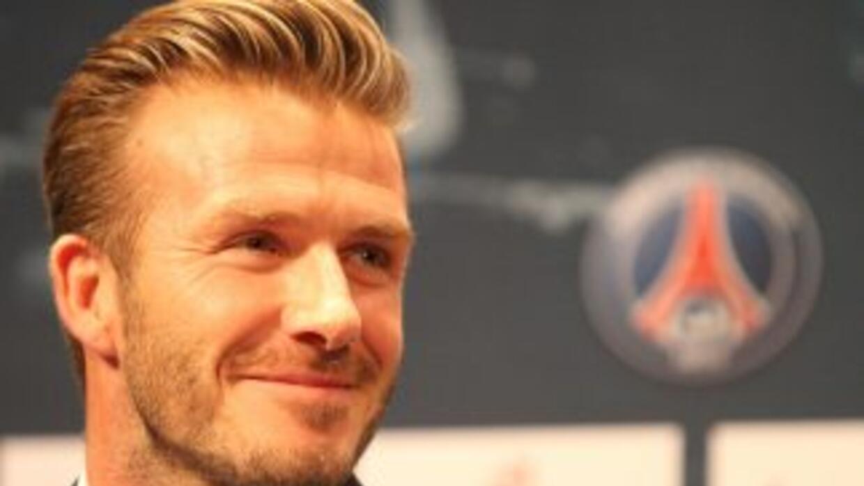 El contrato de 'Becks' con el PSG contiene una serie de 'miesterios' que...