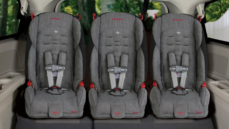 sillas de seguridad para niño Diono