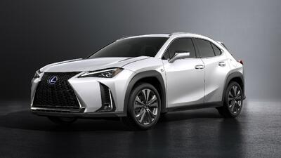 Motor Show Ginebra 2018: Lexus UX, la primera SUV pequeña de la marca