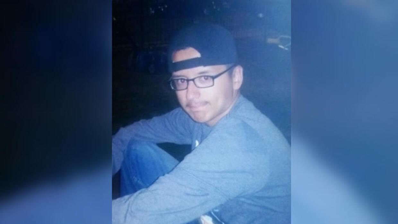 Frankie Barboa, un joven autista, pudo retornar a su casa sano y salvo a...