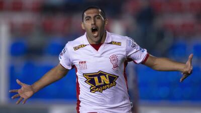 Huracán 5-2 Tigre: Huracán golea 5-2 a Tigre en duelo argentino por Copa Sudamericana
