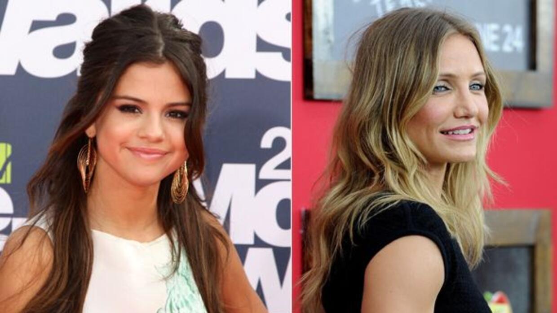 Las divas de Hollywood deslumbrarán con su belleza.