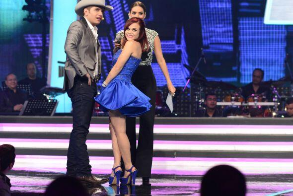 Ana Cristina Pagán comenzó a cantar, pero el Dasa lanzó su pañueño - señ...