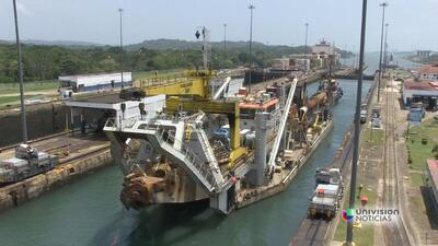 El Canal de Panamá cien años después